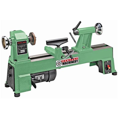 Benchtop Woodworking Lathe