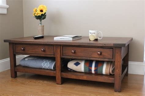 Benchwright Coffee Table Plans