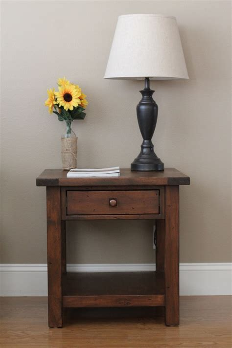 Benchwright Side Table Diy