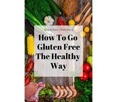 Best Benefits of gluten free diet livestrong