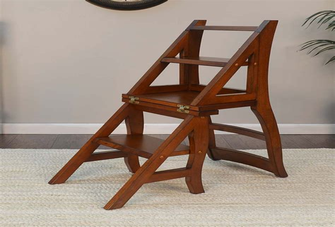 Benjamin-Franklin-Chair-Ladder-Plans