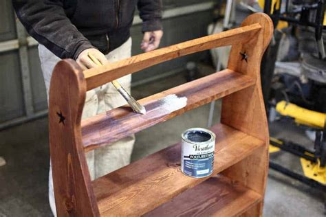 Bent Wood Shelf Diy