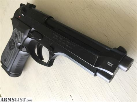 Beretta 92fs Usa Vs Italy Differences And Assembled Guide Rod For Smith Wesson M Amp P 9 And 40