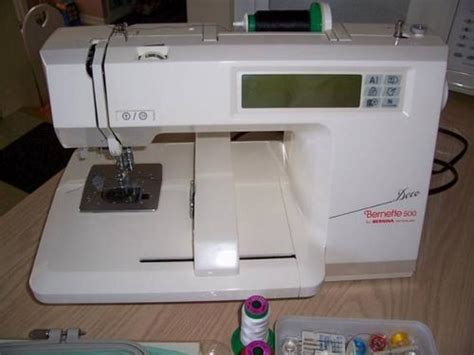 [pdf] Bernina Bernette Deco 500 Sewing Machine Manual - Dlfiles24.
