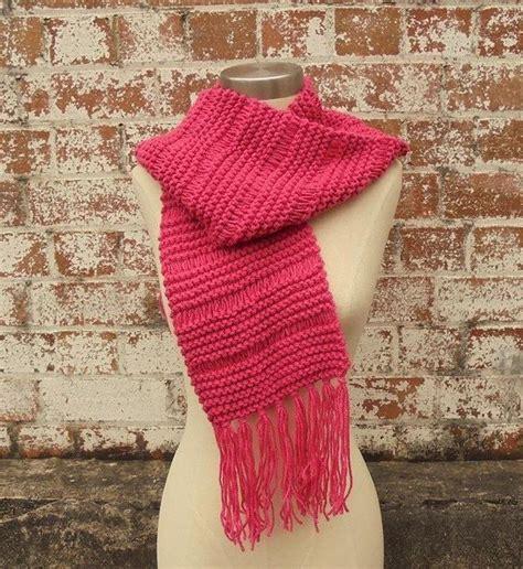 Cheap Berry Nice Scarf Knitting Pattern By Felicity Stewart