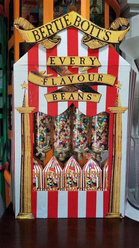 Bertie Botts DIY Stand