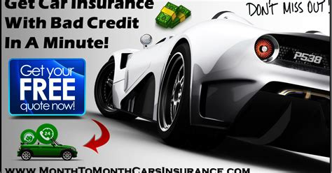 Best Auto Insurance Bad Credit
