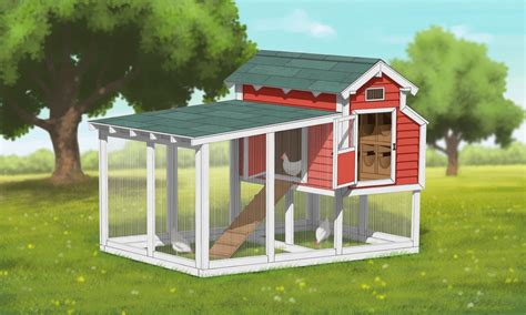 Best Chicken Coop Plans Free