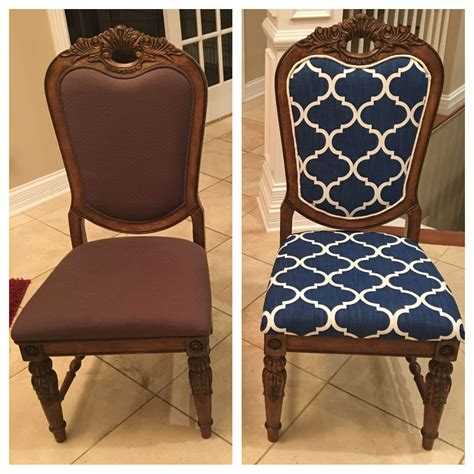 Best DIY Dining Chairs Recover