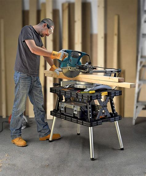 Best Diy Portable Workbench