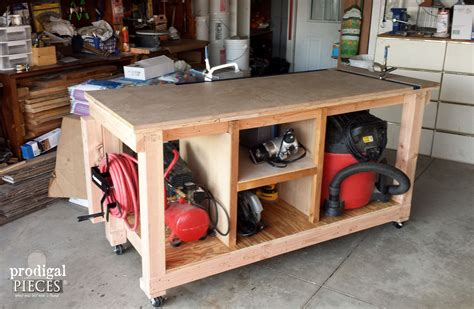 Best Diy Shop Bench