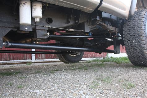 Best Diy Traction Bars Duramax Dually