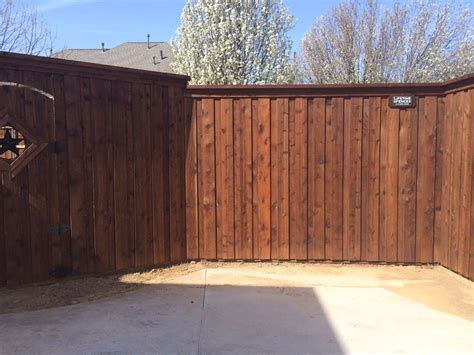 Best Eight Foot Wood Fence Construction