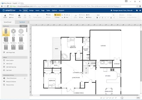 Best Free Floor Plan Drawing Software