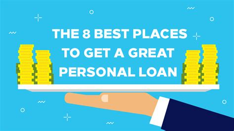 Best Places For Personal Loans