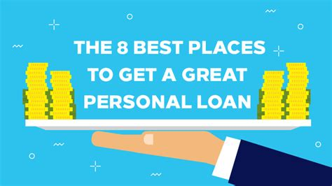 Best Places To Get A Personal Loan
