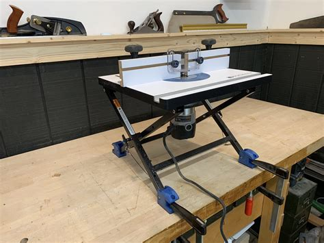 Best Portable Router Tables