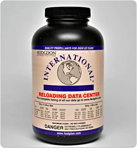 Best Price Hodgdon Clays Powder Hodgdon Powder Co  Inc .