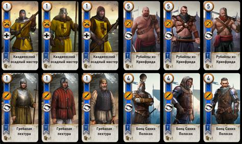 Best Skellige Deck Build Witcher 3 Mods