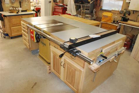 Best Table Saw Cabinet Plans