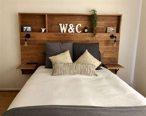 Best Wood For Diy Bookshelf Headboard
