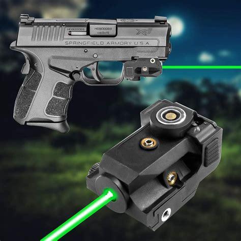 Best Handgun Rail Laser And Best Long Range Handgun Cartridge