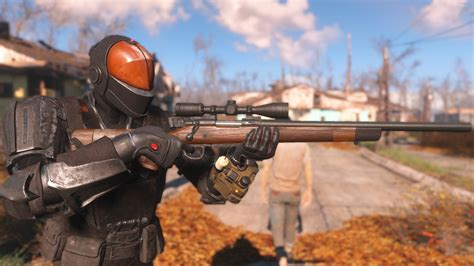 Best Hunting Rifle Fallout 4 And Best Lever Action Rifle Round