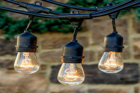 Best Patio String Lights