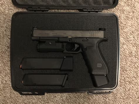 Best Pelican Case For Glock 17 And Bruni Gap Glock 17 9mm Pak For Sale