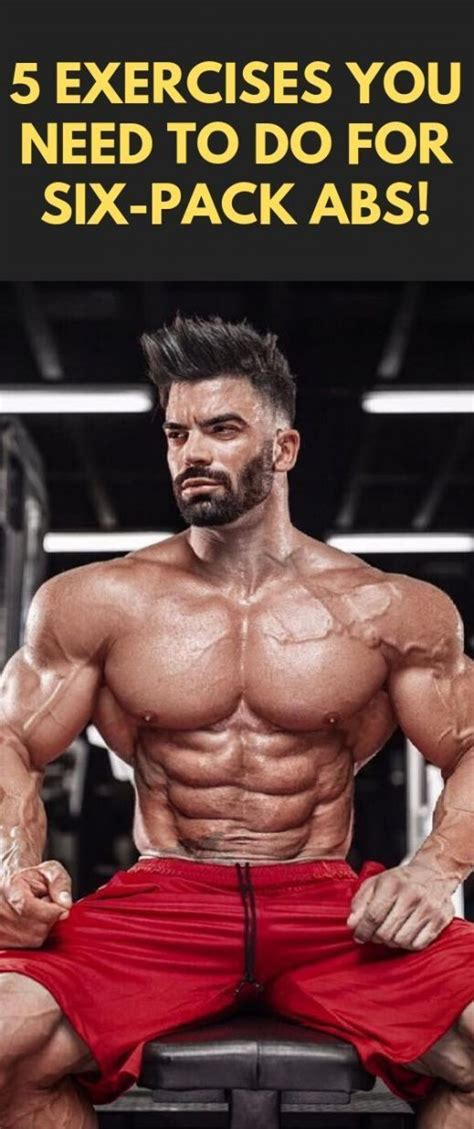 Best Six Pack Workout Ever And How To Get Six Pack Abs Woman