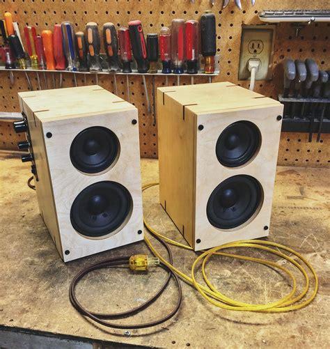 Best-Sounding-Diy-Bookshelf-Speakers