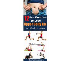 Best Best belly fat diet and exercise