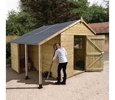 Best Best wood shed design.aspx