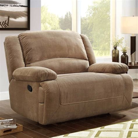 Better Homes And Gardens Cuddler Recliner Brown