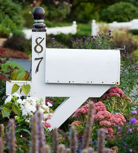 Better Homes And Gardens Mailbox Garden Plans