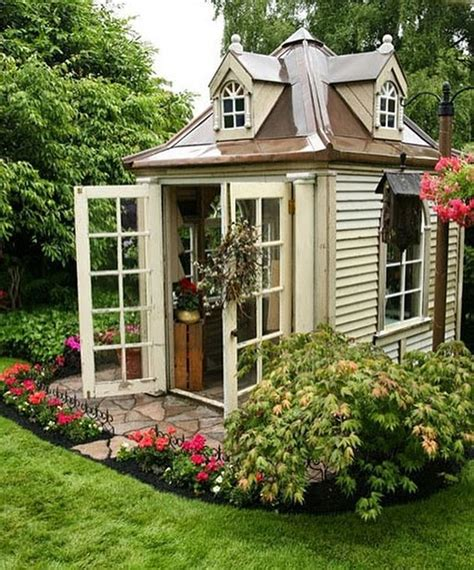Better-Homes-And-Garden-Potting-Shed-Plans