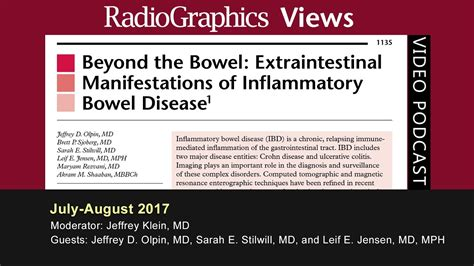 [pdf] Beyond The Bowel Extraintestinal Manifestations Of .