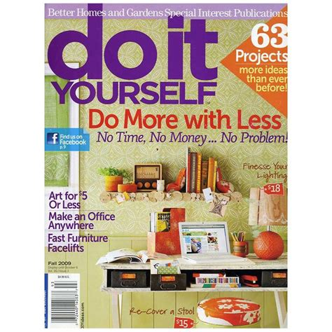 Bhg Diy Magazine