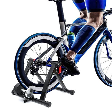 Bicycle Trainer Stand Youtube