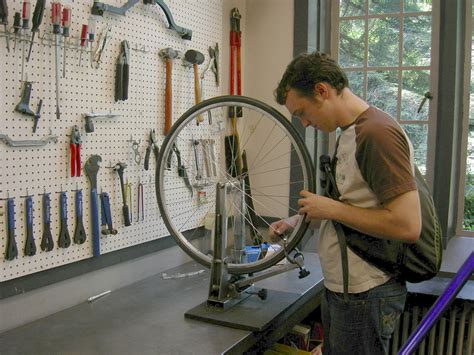 Bicycle Truing Stand Diy
