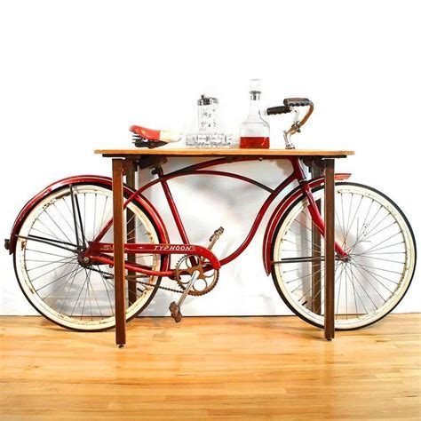 Bicycle-Table-Diy