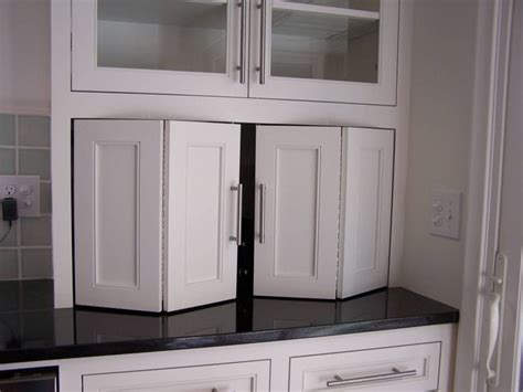 Bifold Pocket Cabinet Doors