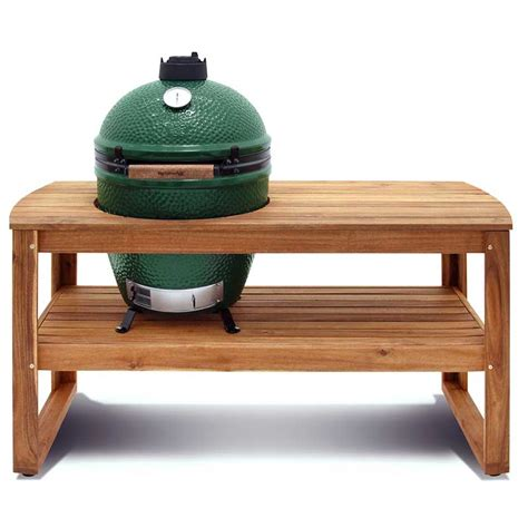 Big Green Egg Bbq Table Plans