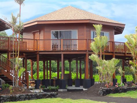 Big Island Hawaii Home Plans