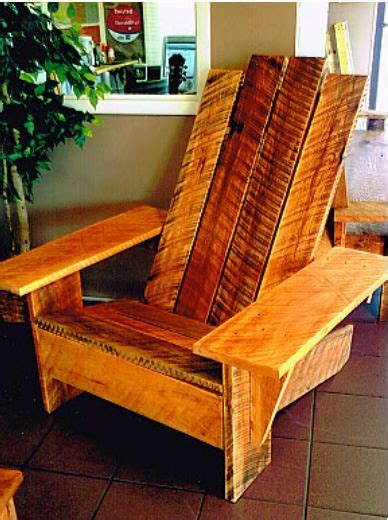 Big Man Adirondack Chair