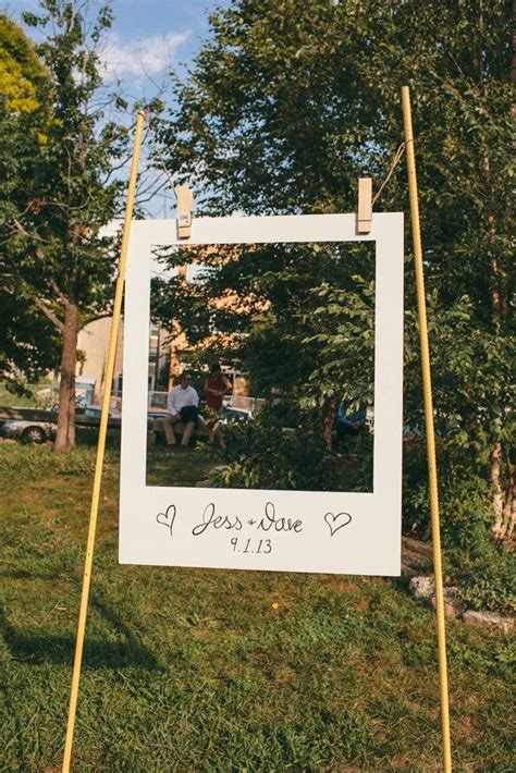 Big Polaroid Frame Diy Ideas