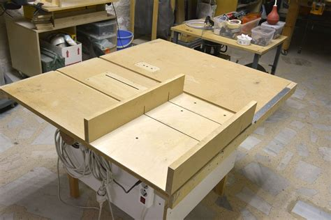 Big Table Saw Diy Circular