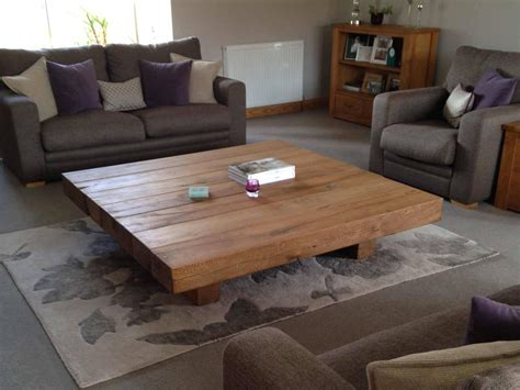Big coffee tables uk Image