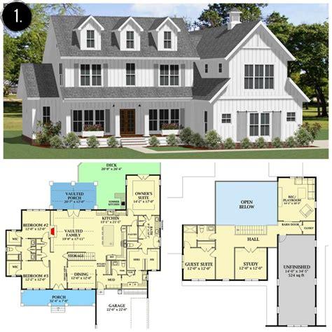 Big-Farmhouse-Floor-Plans