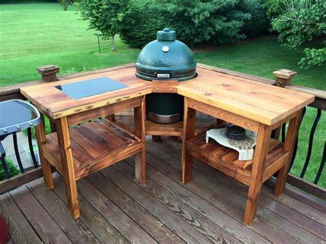 Big-Green-Egg-Corner-Table-Plans
